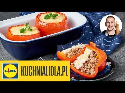 Lasagne W Papryce Dg Kuchnia Lidla Youtube