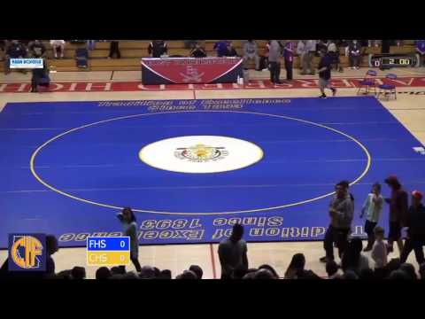 2017 CIF Central Section Wrestling Championships (FINALS Only)