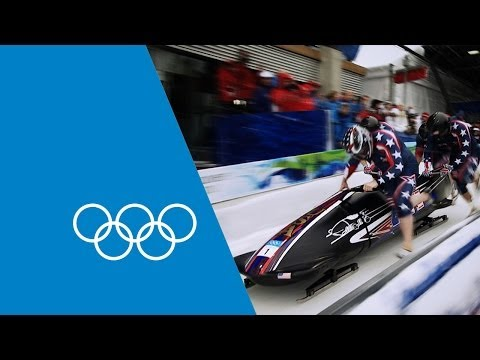 The Art of Bobsleigh | Faster Higher Stronger