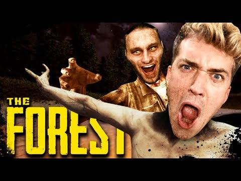 WHY DID I AGREE TO JOIN THEM?! The Forest W/ SSundee & Chang