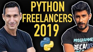how I became a Python freelancer (Interview with Simple Programmer)