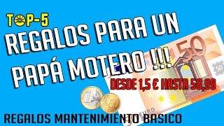 MOTO #60 TOP 5 REGALOS PARA EL PAPÁ MOTERO, ESPECIAL DÍA DEL PADRE
