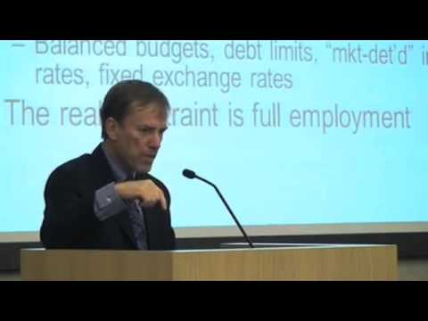 The Return of Full Employment Policy: L. Randall Wray
