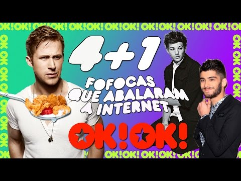 Treta do Zayn com Louis, a volta de FERLINE e Ryan Gosling comendo