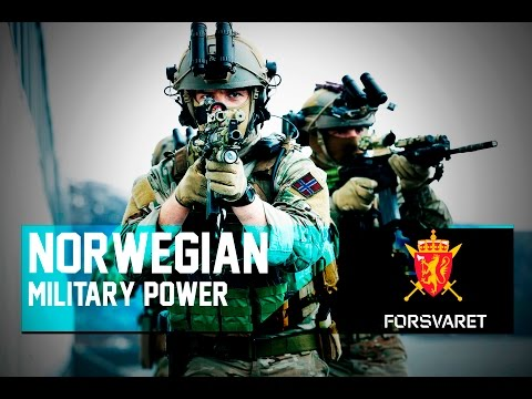 NORWEGIAN MILITARY POWER │2015