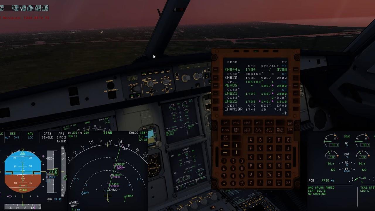 FF a320 beta - ILS approach - Thủ thuật máy tính - Chia sẽ kinh