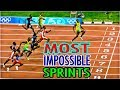 🔥 Most Impossible Final Sprints in Running History 🔥