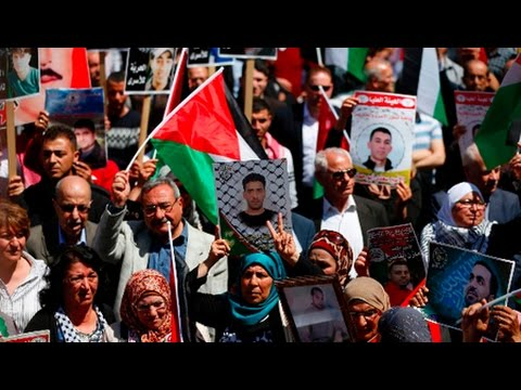 Over 1,000 Palestinian Prisoners On Hunger Strike in Protest Against Inhumane Conditions