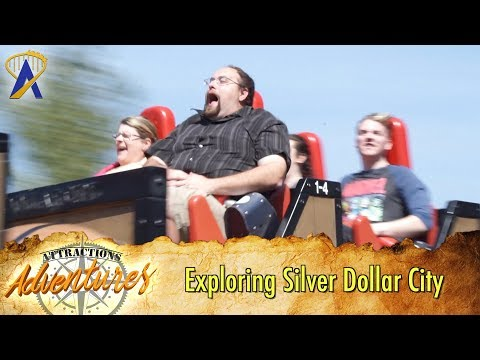 Exploring Silver Dollar City - Attractions Adventures