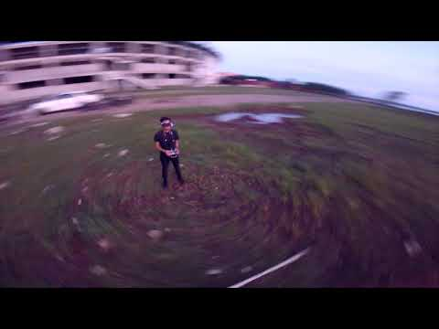 Фото FPV Freestyle Sunset Ripping but too much ND Filter