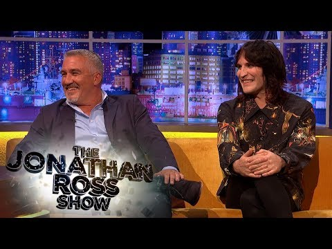 Noel Fielding and Paul Hollywood Know Who Wins The Great British Bake Off  The Jonathan Ross