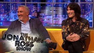 Noel Fielding and Paul Hollywood Know Who Wins The Great British Bake Off - The Jonathan Ross Show