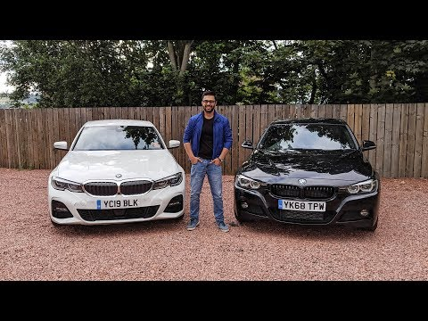 2019 BMW 3 Series G20 Review & How different it is from the F30 ?