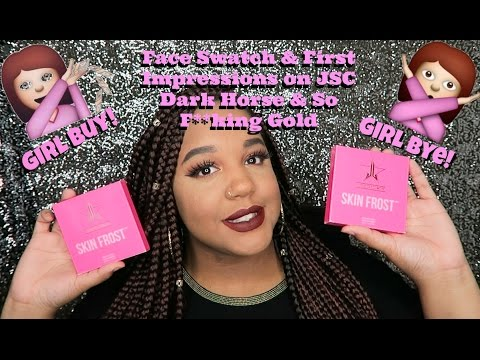 ♡ Girl Buy Or Girl Bye! First Impression Dark Horse And So F**King Gold By JSC
