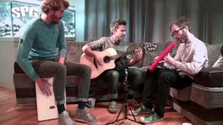 The Hoosiers - Worried About Ray (Acoustic Version) | SPGtv