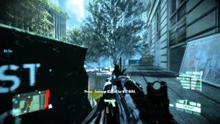Crysis 2 60fps video test (HTML5 + 2.0x speed)