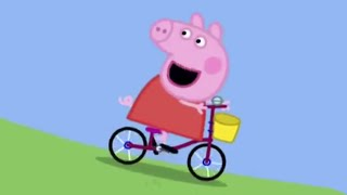Peppa Pig en Español latino Bicycles
