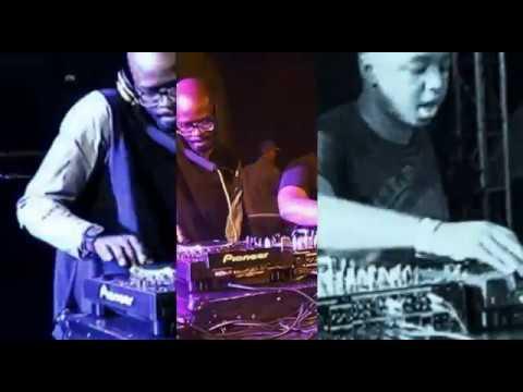DJ NATION ANNUAL BASH 28 DEC 2013  BLACK COFFEE AND SHIMZA