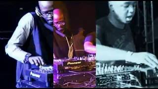 DJ NATION ANNUAL BASH 28 DEC 2013  BLACK COFFEE AND SHIMZA