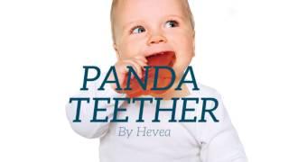 Hevea Baby Panda Teething Toy