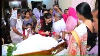 01 A V Abraham (72) Kattapurath, Kottayam Funeral Service
