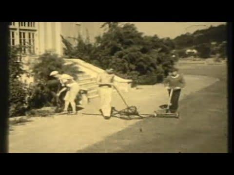 University of Oregon Documentary Recruitment Film,circa 1934