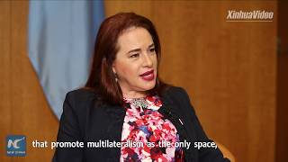 UNGA head hails China for upholding multilateralism