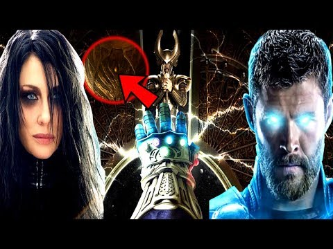 Infinity War Trailer Major NEWS!!! And Thor Ragnarok Ending Connection To Infinity War REVEALED?
