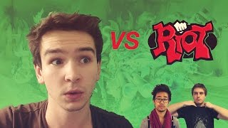 Ranked Team Tard vs RIOT