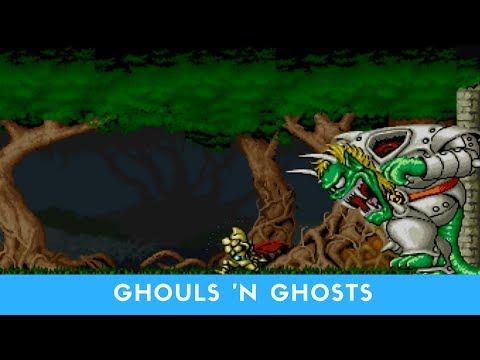 SEGA Saturn Longplay #2: Capcom Generation 2: Daimakaimura ( AKA Ghouls 'N Ghosts )