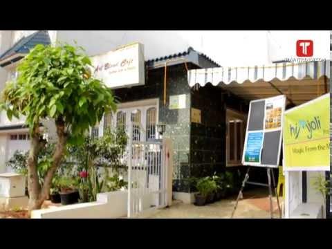 Art Blend Cafe - HSR Layout - Bangalore - Towntrendz.com
