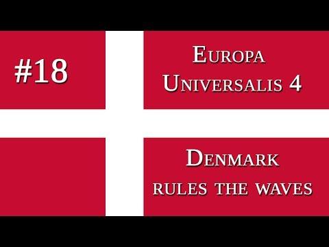 EU 4 - Denmark rules the waves - 18