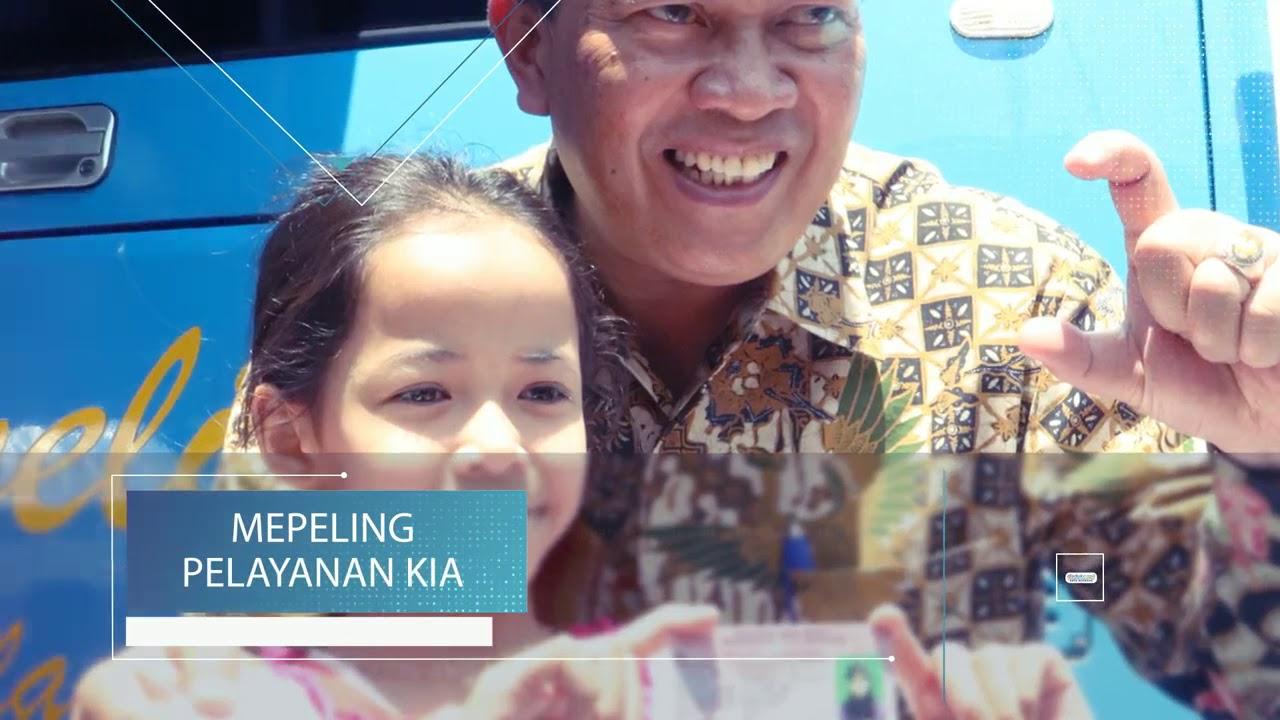 Mepeling Disdukcapil Kota Bandung - YouTube