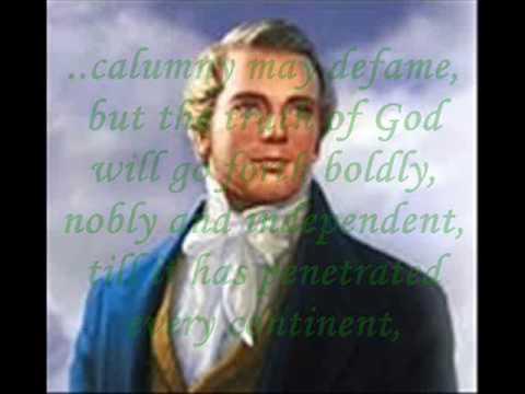 Joseph Smith - Praise the Man EFY 2005