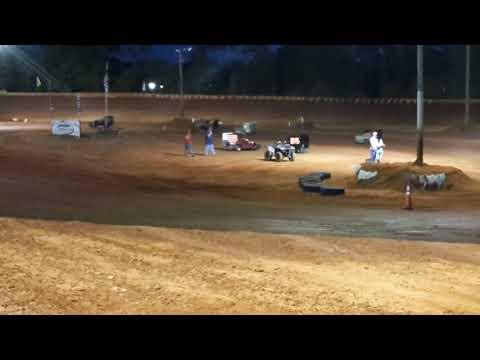 4-1-17 Slingshot Flomaton Speedway part 1