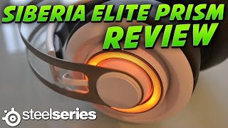 Steelseries: Siberia Elite Prism - Review, Unboxing & Mic Test + Discount code (Gaming Headset)