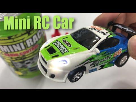 Mini Coke Can Speed RC Radio Remote Control Micro Aston Martin Race Car by  7Color Review