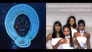 Childish Destiny - Childish Gambino vs. Destiny's Child (Mashup)