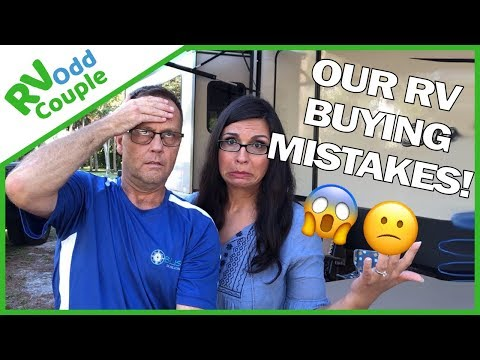 RV Buying Mistakes You Need To Avoid! | RV Advice For New RV Owners
