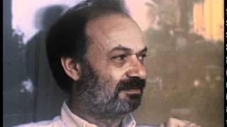 Claude Berri (1986) by Gérard Courant - Cinématon #798