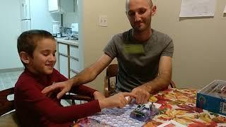 Арсен, аутизм, 7 лет. Первые электронные схемы. Эмоции через край. Up, up, and Away