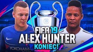 FIFA 19 | ALEX HUNTER #6 - WIELKI FINAŁ I KONIEC! 🏆