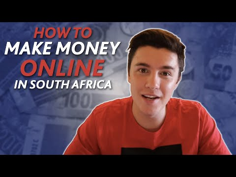 How To Make Money Online In SOUTH AFRICA | All Methods For 2020!!