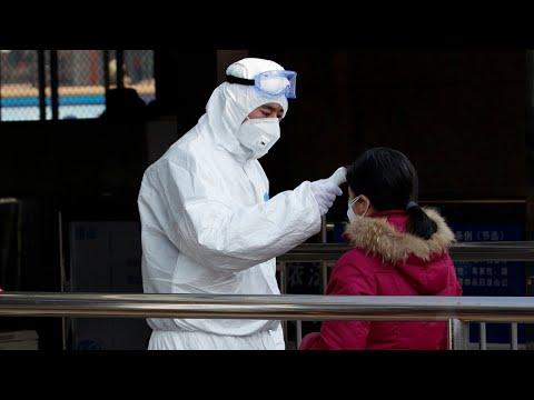 Live: Beijing officials brief the media on the novel coronavirus control北京市召开疫情相关新闻发布会