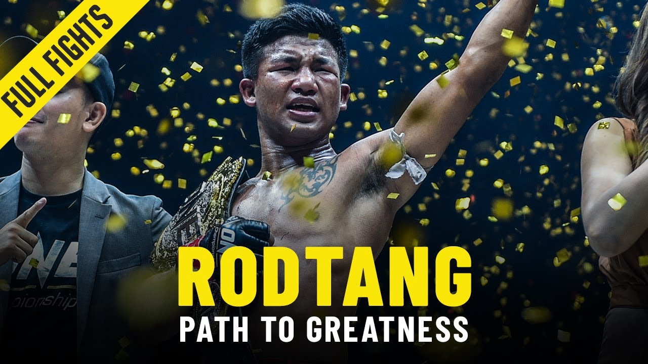 Rodtang's Path To Greatness | ONE Full Fights & Features