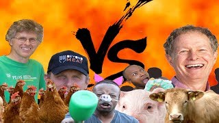Battle of The Plant Meats!