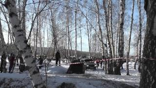 Джип-триал.13.12.14год.Челябинск.