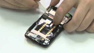 HTC Desire Disassembly Video