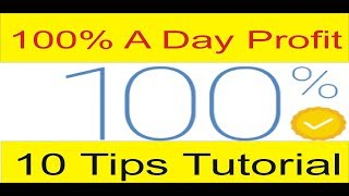 100$ a Day Is This Possible In Forex? Tani Forex 8 Tips Tutorial in Hindi and Urdu