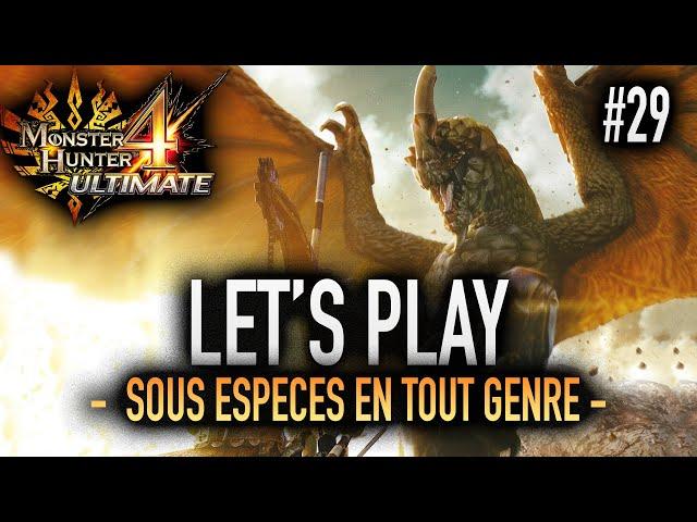 LE SEREGIOS RANG G... COMPLIQUÉ - #29 Let's Play MH4U HD